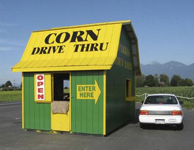 Corn Drive Thru